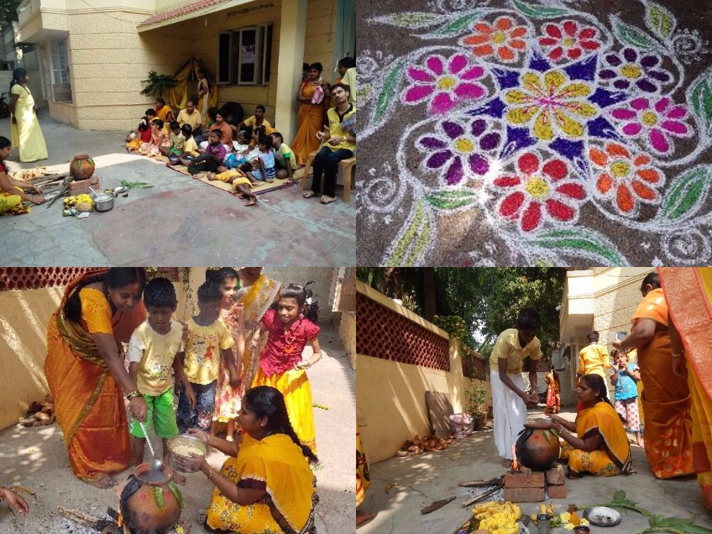 Pongal O Pongal at Arvind foundation