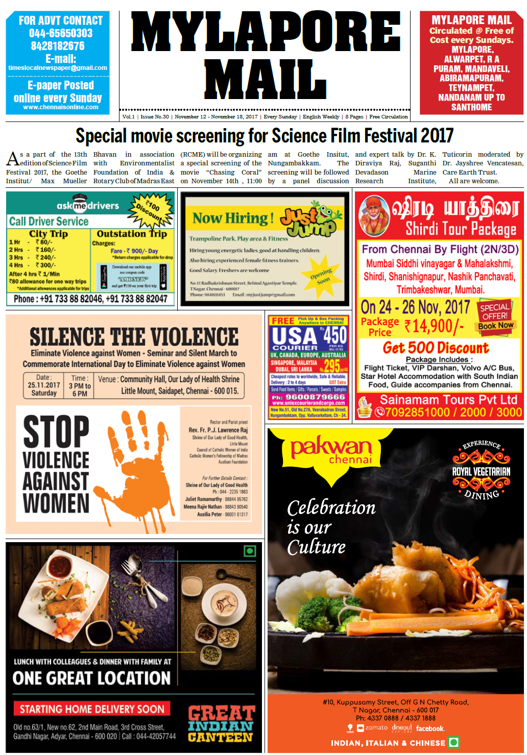 Online paper writers in chennai times